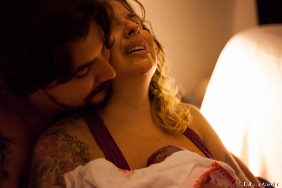 Nascimento da Maria Flor