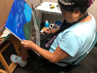Art Classes for Every Ability Needs Professional Quality Supplies
