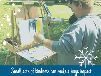 Holiday Gift Drive Delivers Essential Art Supplies for Adults with Disabilities