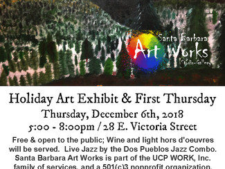 First Thursday Art Exhibit Supports Jobs