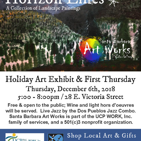 First Thursday Art Exhibit Supports Jobsfor Adults with Disabilities