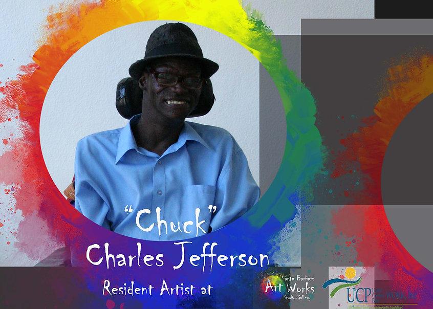 Charles Jefferson Chuck  5x7 2020 no tex