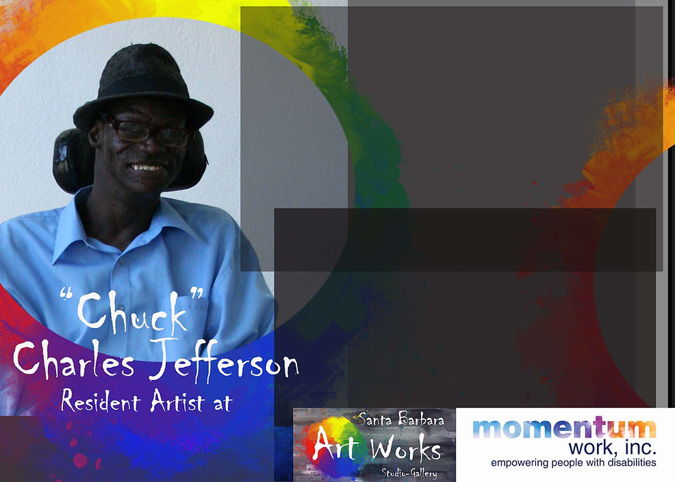 Charles Jefferson Chuck  5x7 momentum no