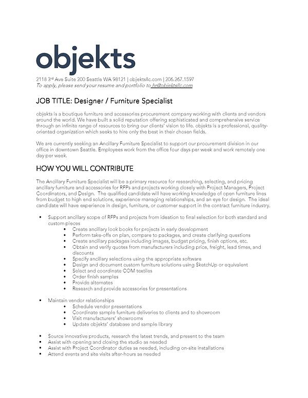 objekts Designer Furniture Specialist Job Description 21 06_Page_1.png