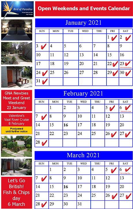 Birds Open Weekends & Events Calendar.pn