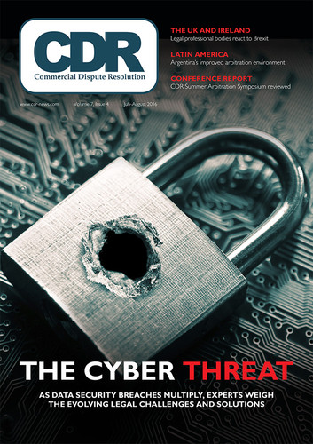Cover feature: The Cyber Threat