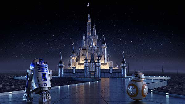 3D Animasyon Duvar Kağıdı   HD Star Wars Disney Duvar Posteri