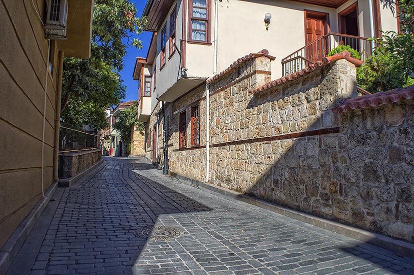 Tarihi Sokaklar HD Duvar Kağıtları | Tarihi Amasya Sokakları Duvar Kağıtları