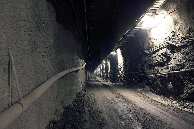 3 Boyutlu Tünel Duvar Kağıdı Örnekleri | 2019 Duvar Kağıdı Örnekleri