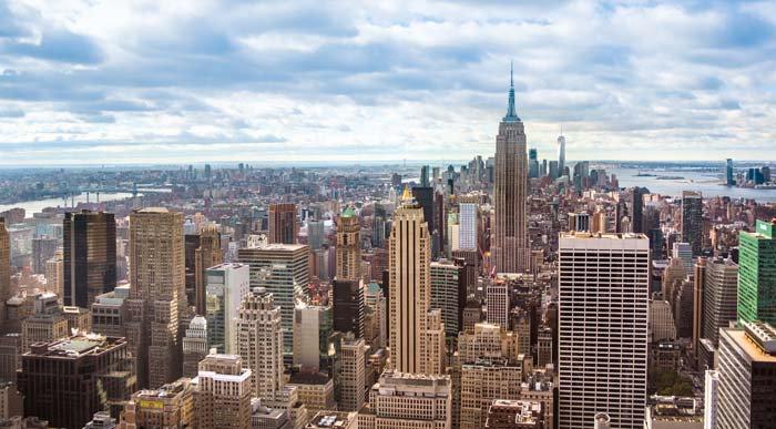 New York Duvar Kağıdı | New York 3 Boyutlu Duvar Kağıdı | Şehir Duvar Kağıdı