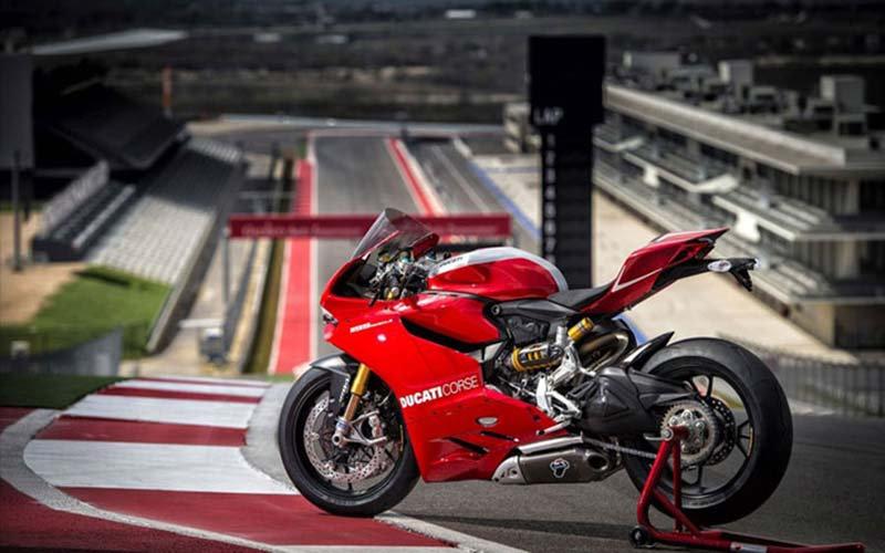 Motor Duvar Kağıdı Modelleri   3 Boyutlu Ducatı Motosiklet Duvar Kağıtları