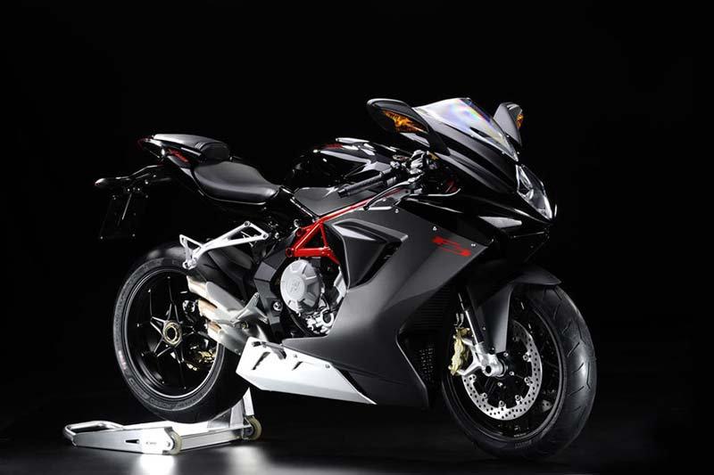 Motor Duvar Kağıdı Modelleri | 3 Boyutlu Agusta F3 Motosiklet Duvar Kağıtları