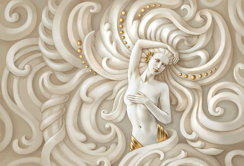 3D Medusa Duvar Kağıdı | Medusa Duvar Kağıtları 3D