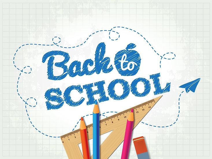 3 Boyutlu Hedef Duvar Kağıtları | Eğitim Back To School Duvar Kağıtları