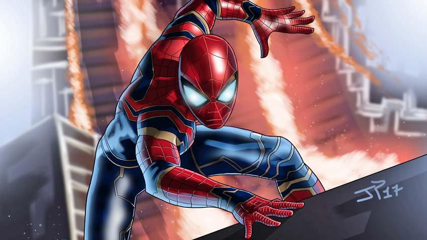 Spiderman Duvar Kağıdı | Örümcek Adam Duvar Kağıtları