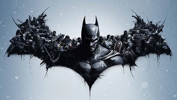 Batman Çocuk Odası Duvar Kağıdı | Çocuk Odası Batman Duvar Kağıdı
