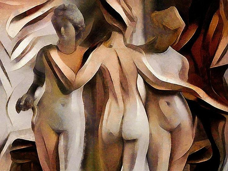 Modern Suluboya Duvar Kağıtları | Hd Suluboya Sanatı Duvar Kağıtları