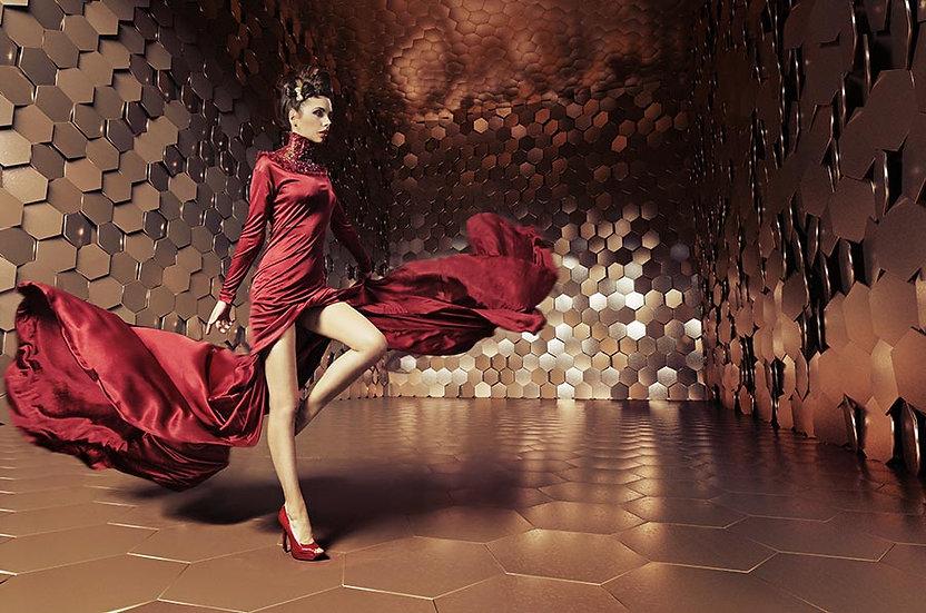 3 Boyutlu Güzellik Uzmanı Duvar Kağıtları   3D HD Salsa Dans Duvar Kağıtları
