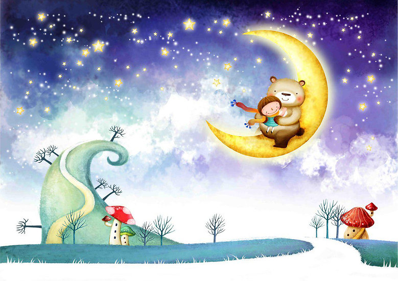 3D Yıldızlı Gece Duvar Kağıdı | Yıldızlar Duvar Kağıdı | Elazığ
