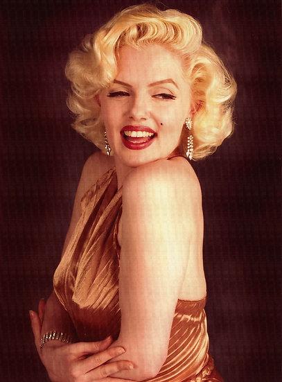 Marilyn Monroe Duvar Posterleri | 3 Boyutlu Marilyn Monroe Duvar Kağıtları