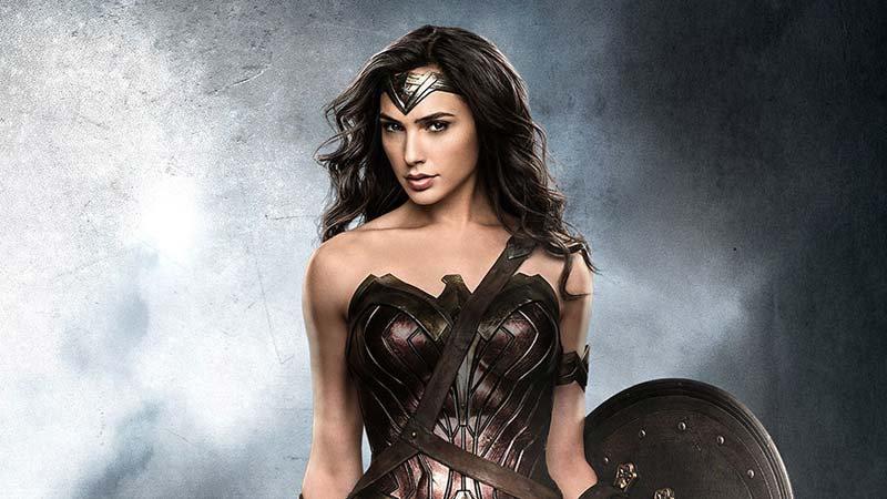 Full HD Wonder Woman Duvar Kağıdı | 3 Boyutlu DC Woman Duvar Kağıtları
