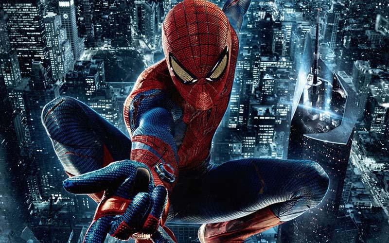 Spiderman Görselleri Duvar Kağıdı | Örümcek Adam 3 Boyutlu Duvar Kağıtları