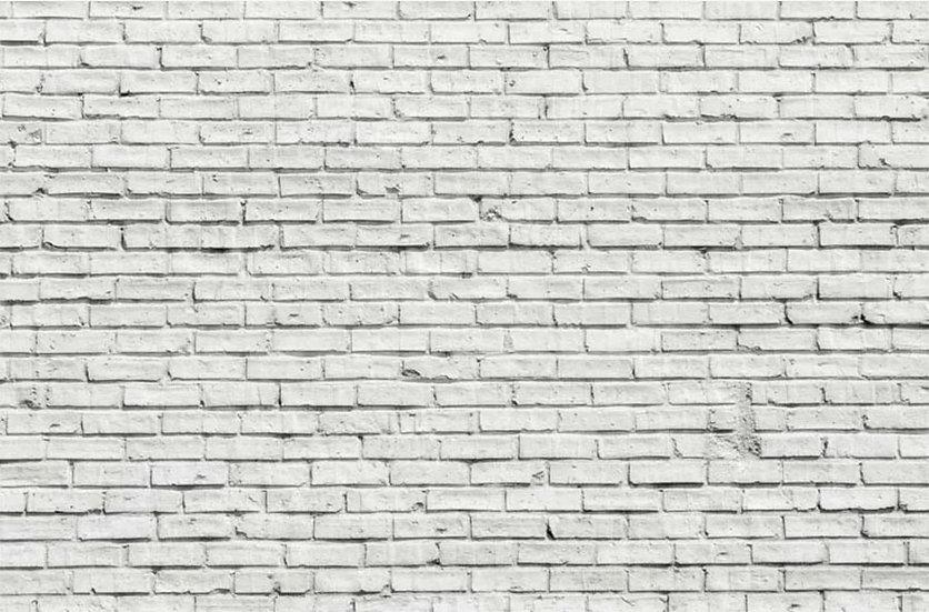 Beyaz Tuğla Duvar Kağıdı | Açık Gri Tuğla Duvar Kağıdı | Kuşadası