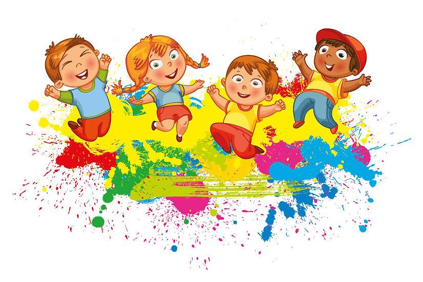 3 Boyutlu 23 Nisan Duvar Kağıtları   Full HD Çocuk Kutlamaları Duvar Kağıtları