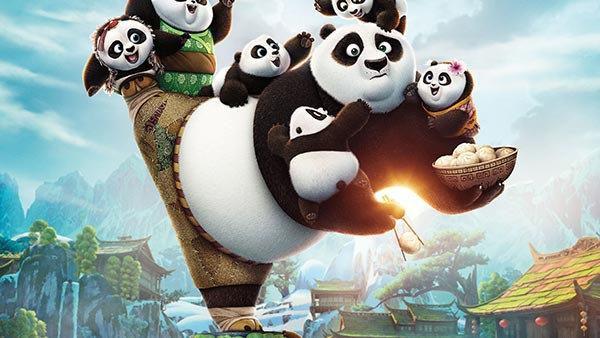 Kunfu Panda Çocuk Odası Duvar Kağıdı | Çocuk Odası Kunfu Panda Duvar Kağıdı