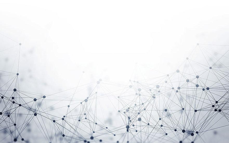 Dokulu Mimari Hatlar Duvar Kağıdı | 3D Yazılım Kodları Duvar Kağıtları