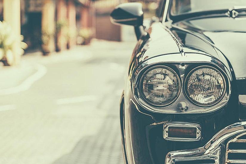 3 Boyutlu Araba Duvar Kağıtları | HD Araba Farı Oto Galeri Duvar Kağıtları