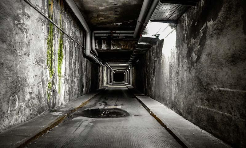 Tünel Duvar Kağıdı   3D Tünel Duvar Kağıdı   3 Boyutlu Tünel Duvar Kağıdı