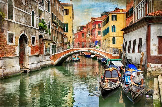 Venedik Duvar Kağıdı | Venedik Manzara Duvar Kağıdı | Venedik Manzaralı Duvar
