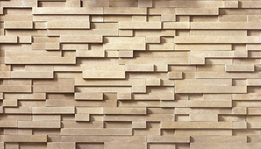 Kabartmalı Taş Duvar Kağıtları | Üç Boyutlu Taş - Tuğla Duvar Modelleri | Artvin
