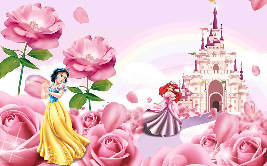Walt Disney Duvar Kağıtları | Kız Bebek Odası Duvar Kağıtları | Sinop