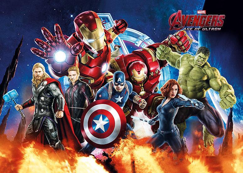 End Game Wallpeaper Duvar Kağıtları   3 Boyutlu Avengers Duvar Kağıtları