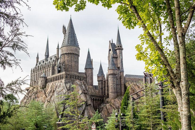 Hogwarts Çocuk Odası Duvar Kağıdı | 3D Duvar Kağıtları | İstanbul