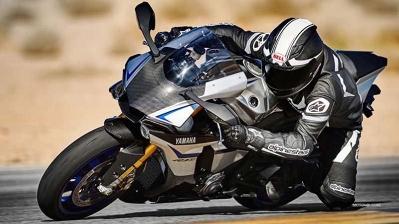 Motor Duvar Kağıdı Modelleri | 3 Boyutlu Yamaha Motosiklet Duvar Kağıtları