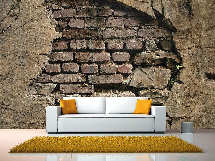 Eski Yıkılmış Tuğla Duvar Kağıdı   Yıkılmış Duvar Duvar Kağıdı   Sinop