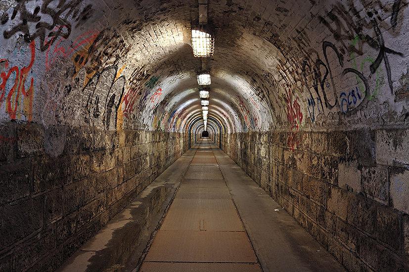 3 Boyutlu Tünel Duvar Kağıdı | 1 m2 fiyatı