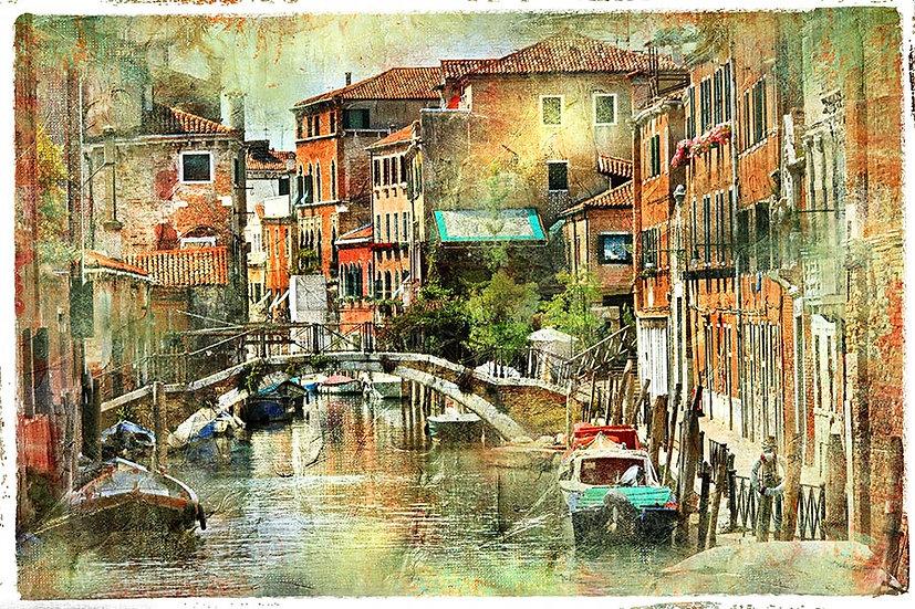 3 Boyutlu İtalya Roma Duvar Kağıtları | HD Roma'da Sonbahar Duvar Kağıtları