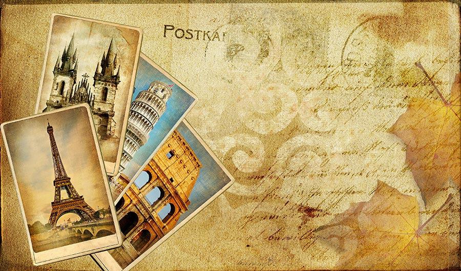 3 Boyutlu Almanya Duvar Kağıtları | HD Eskitme Kart Postal Duvar Kağıtları
