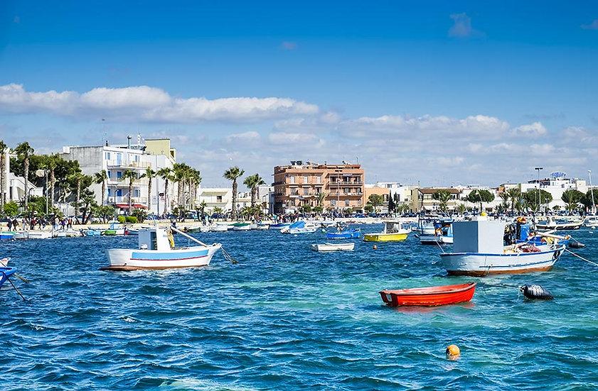 3 Boyutlu Duvar Kağıtları HD| Efsane Kıbrıs Tekne Sahili Duvar Kağıtları