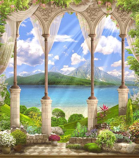 Göl Manzaralı Duvar Kağıtları