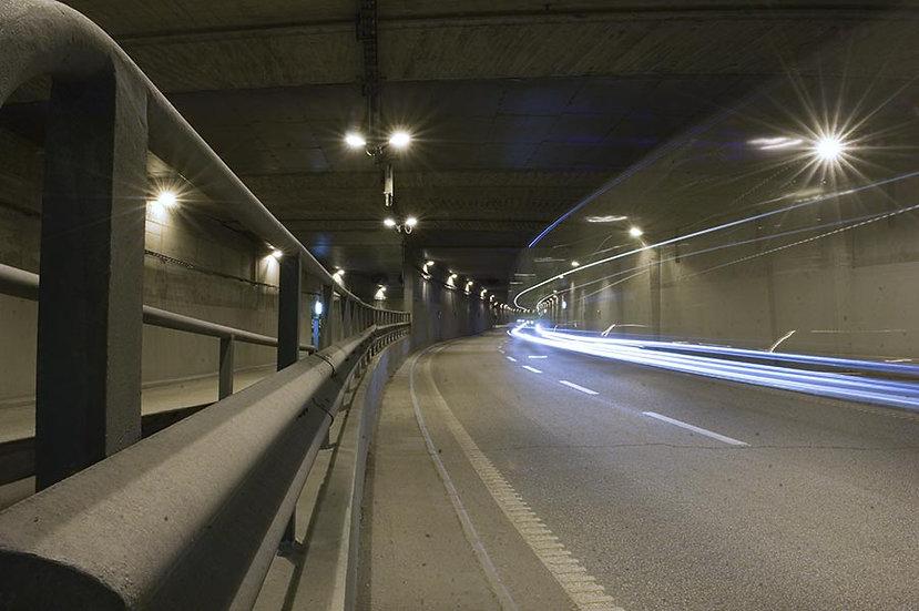 Otoban Tünel Manzaralı Duvar Kağıdı   Duvar Dekorasyonu Fikirleri