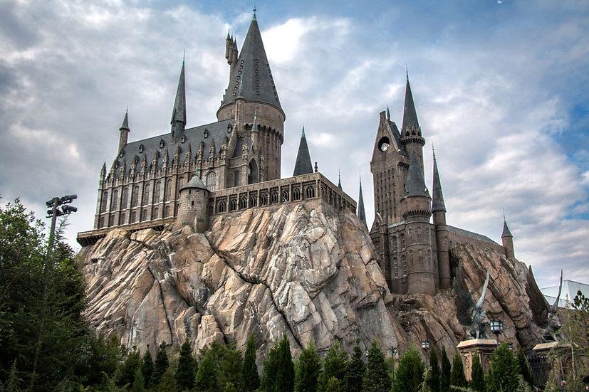 Hogwarts Çocuk Odası Duvar Kağıdı   3D Duvar Kağıtları   İstanbul