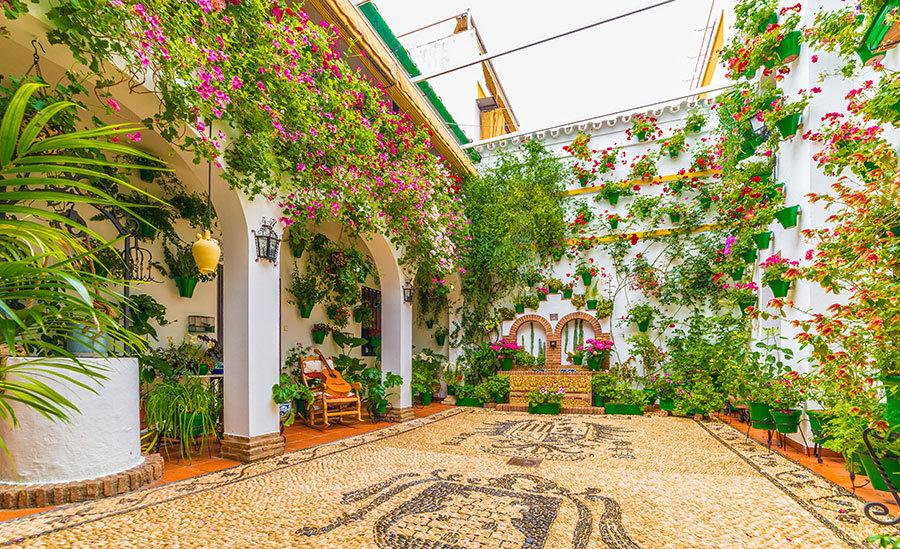 3 Boyutlu Bahçe Duvar Kağıdı | 1 m2 fiyatı