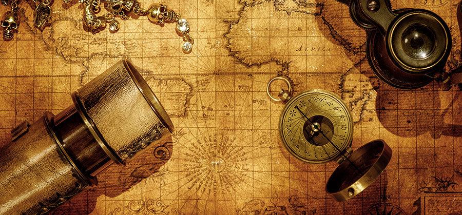 Dünya Harita Duvar Kağıtları Örnekleri