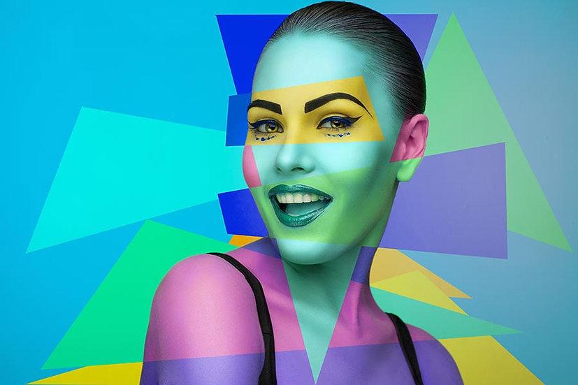 3 Boyutlu Duvar Kağıtları | 3D HD Cilt Bakım Estetik Merkezi Duvar Kağıtları
