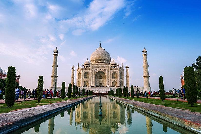 Taç Mahal HD Duvar Kağıdı Posteri   Hindistan Duvar Modelleri
